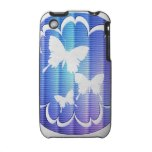 Butterfly Design iPhone 3G Case