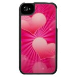 Heart Star iPhone Case
